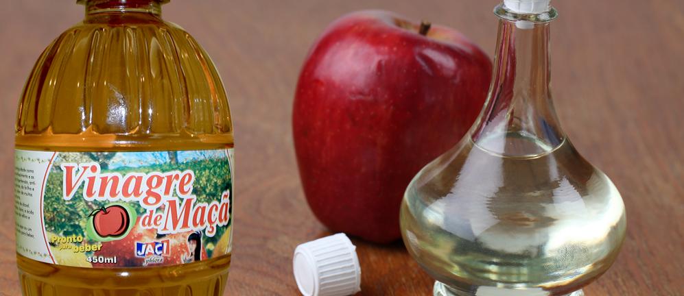O vinagre de maçã e seu poder nos cabelos!