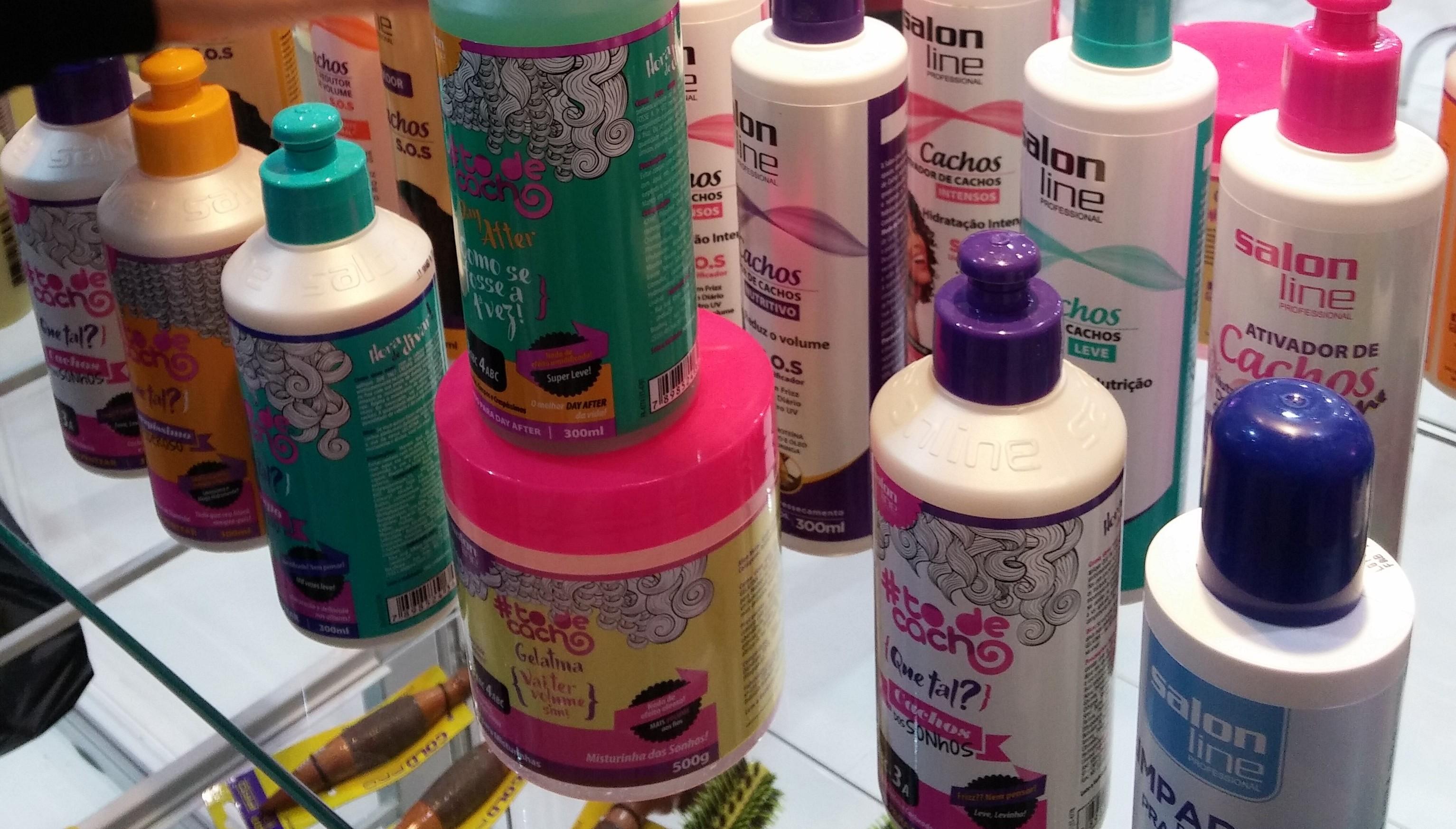 Salon Line – Lançamentos na Beauty Fair