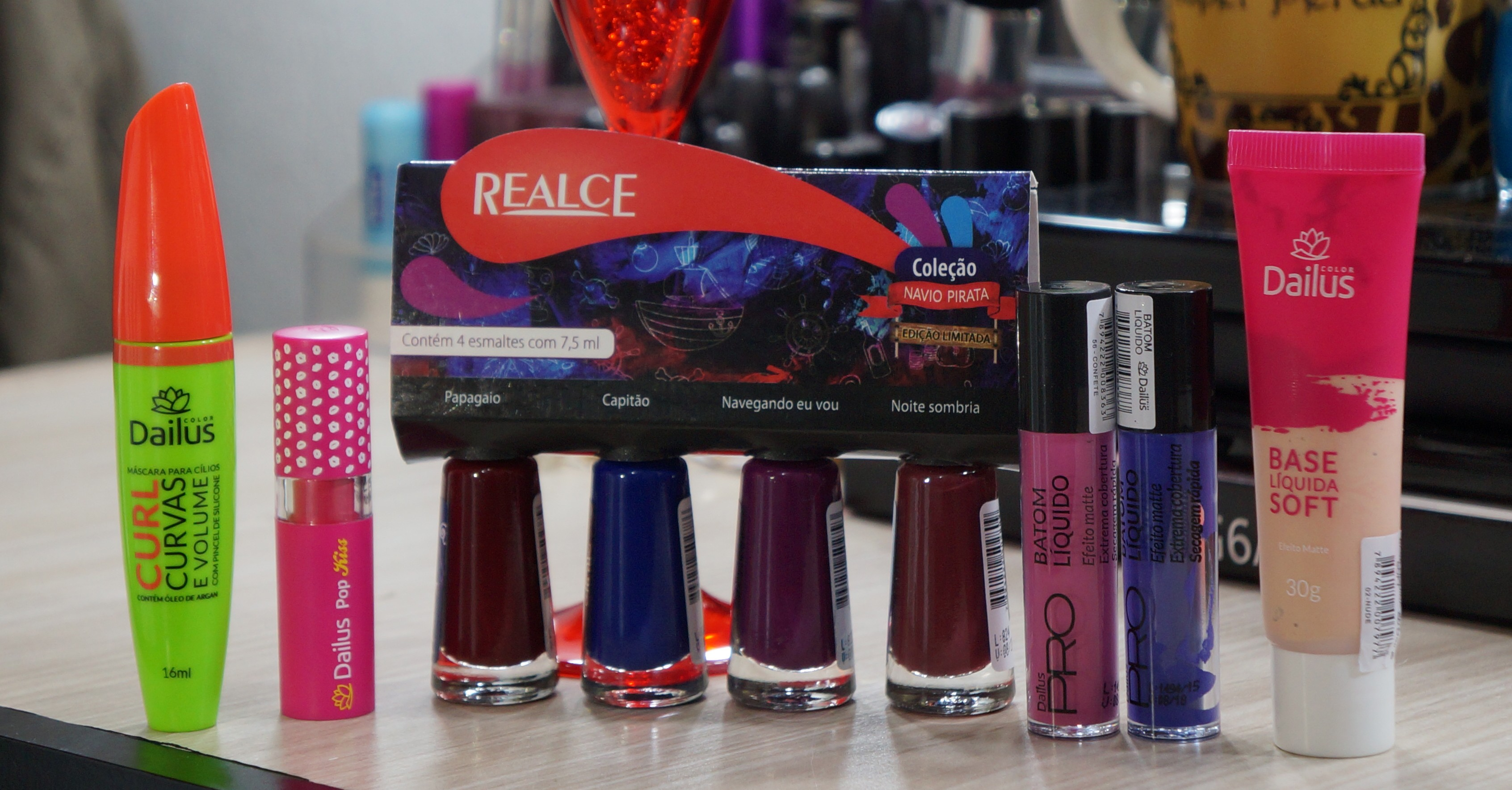 Dailus na Beauty Fair – Parte 3