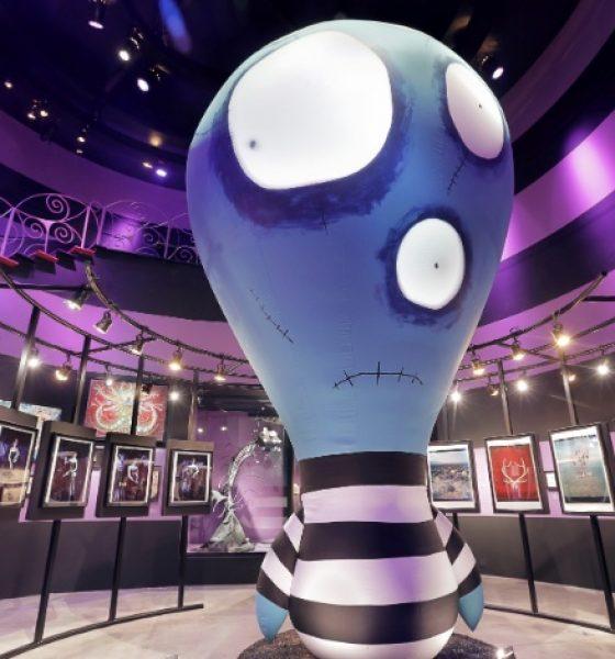 O Mundo de Tim Burton – A exposição