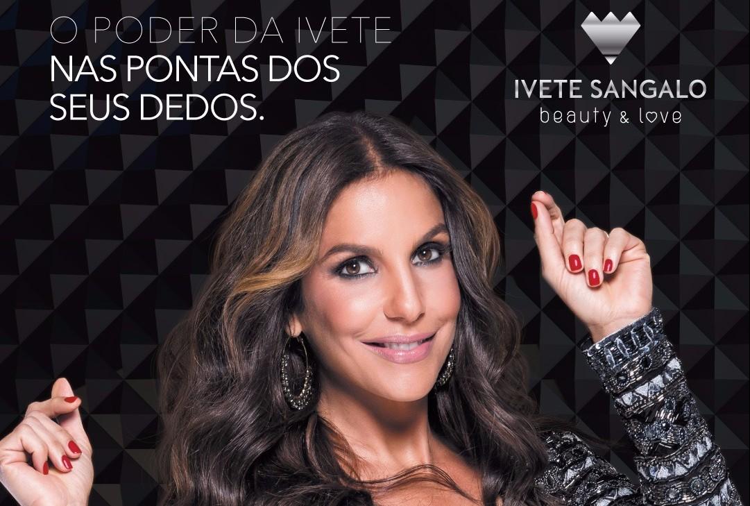 Ivete Sangalo lança nova linha de Esmaltes !!!