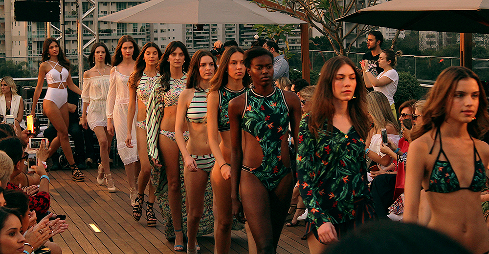 Vogue Fashion's Night Out: Como foi