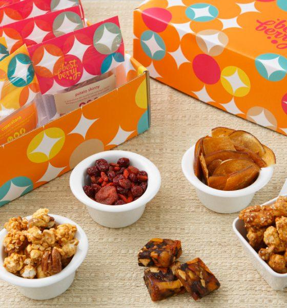 Best Berry – Uma caixinha cheia de saúde!