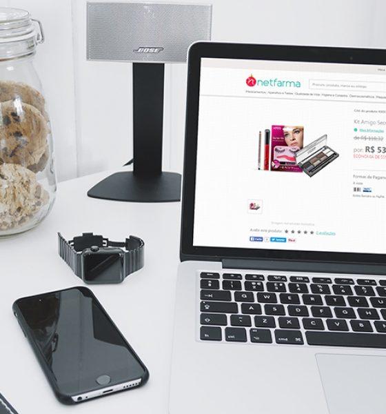 NetFarma: Kits natalinos + cupom de desconto!