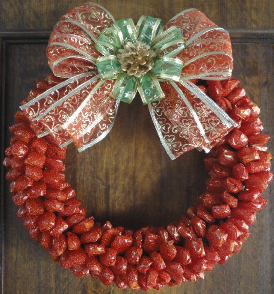 Decoração de Natal: Guirlandas – Ideias criativas