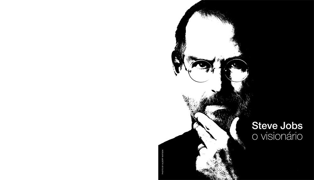Resultado de imagem para Steve Jobs, o visionário.