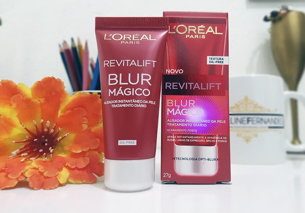 Blur Mágico Revitalift L'oréal – Resenha