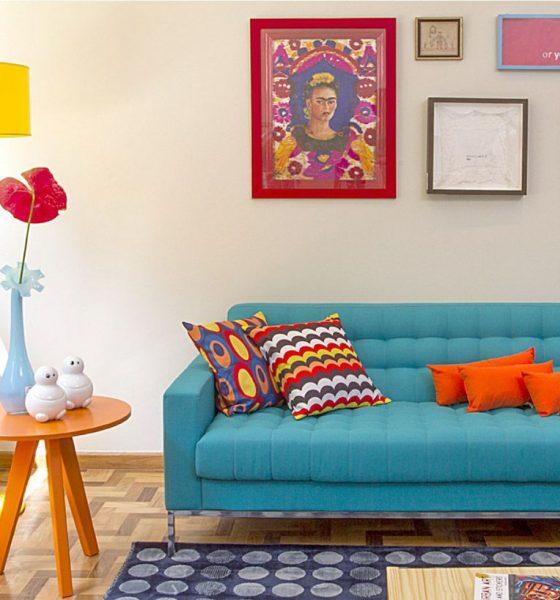 Decoração colorida – Mais cor por favor!