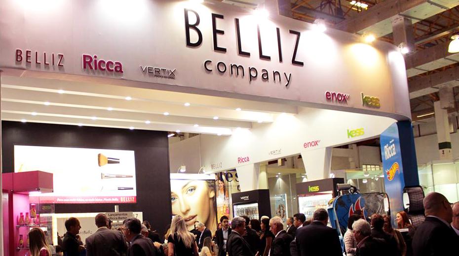 Belliz Company chega com grandes novidades na Beauty Fair 2017