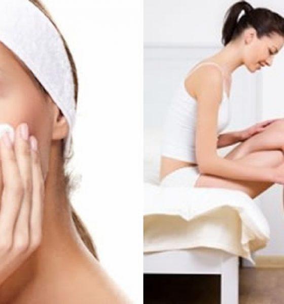 Como hidratar a pele do rosto e do corpo?
