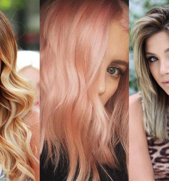 7 cores de cabelo que continuarão sendo tendência em 2018