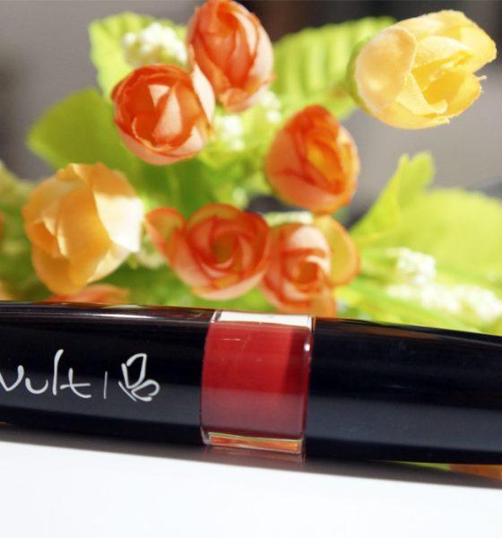 Batom líquido de efeito vinil Shine Vult – Resenha