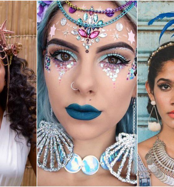 Inspirações de maquiagem para o carnaval 2018