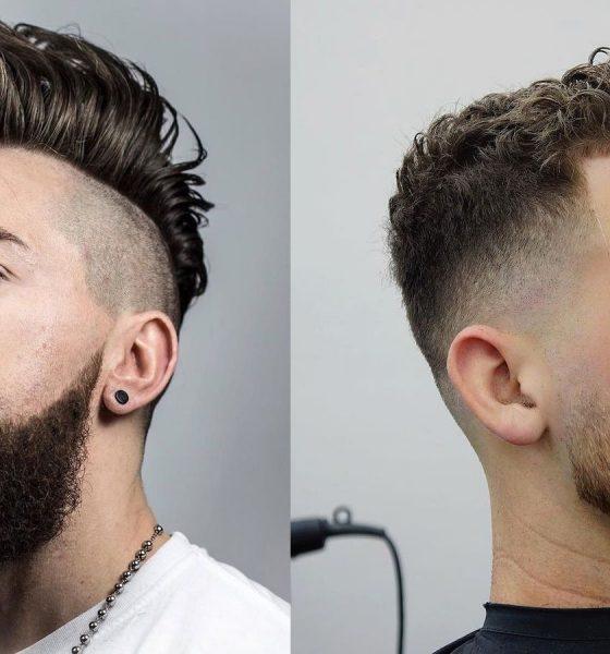 Corte de cabelo masculino – Tendência
