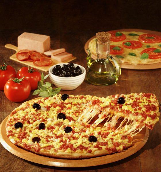 Dia da Pizza: Receitas vegana e doce para comemorar a data sem sair de casa