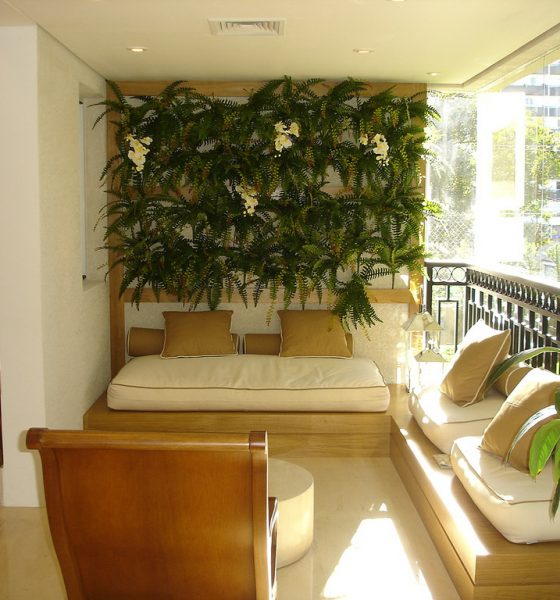 Decoração de varanda: cinco dicas para um ambiente mais aconchegante