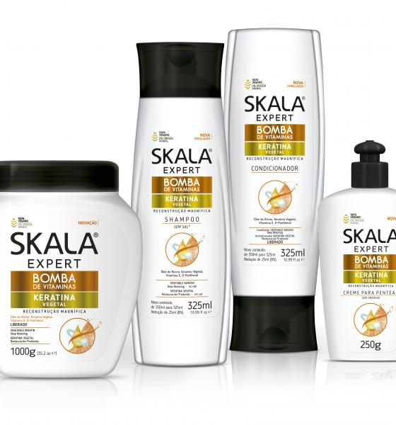 A Skala leva, para o seu público, novos produtos e reformulações