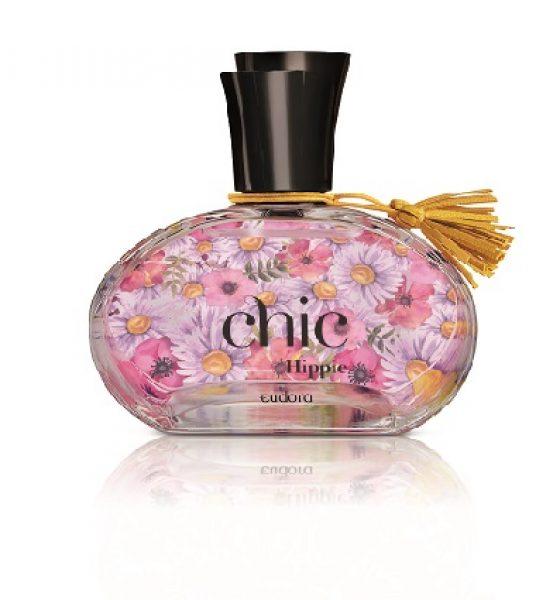 EUDORA lança fragrância inspirada na moda dos anos 60 e 70