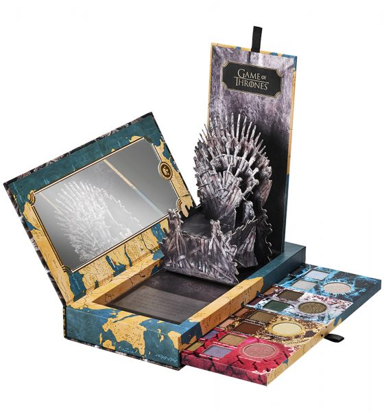 Urban Decay e Game of Thrones se unem para dominar o trono