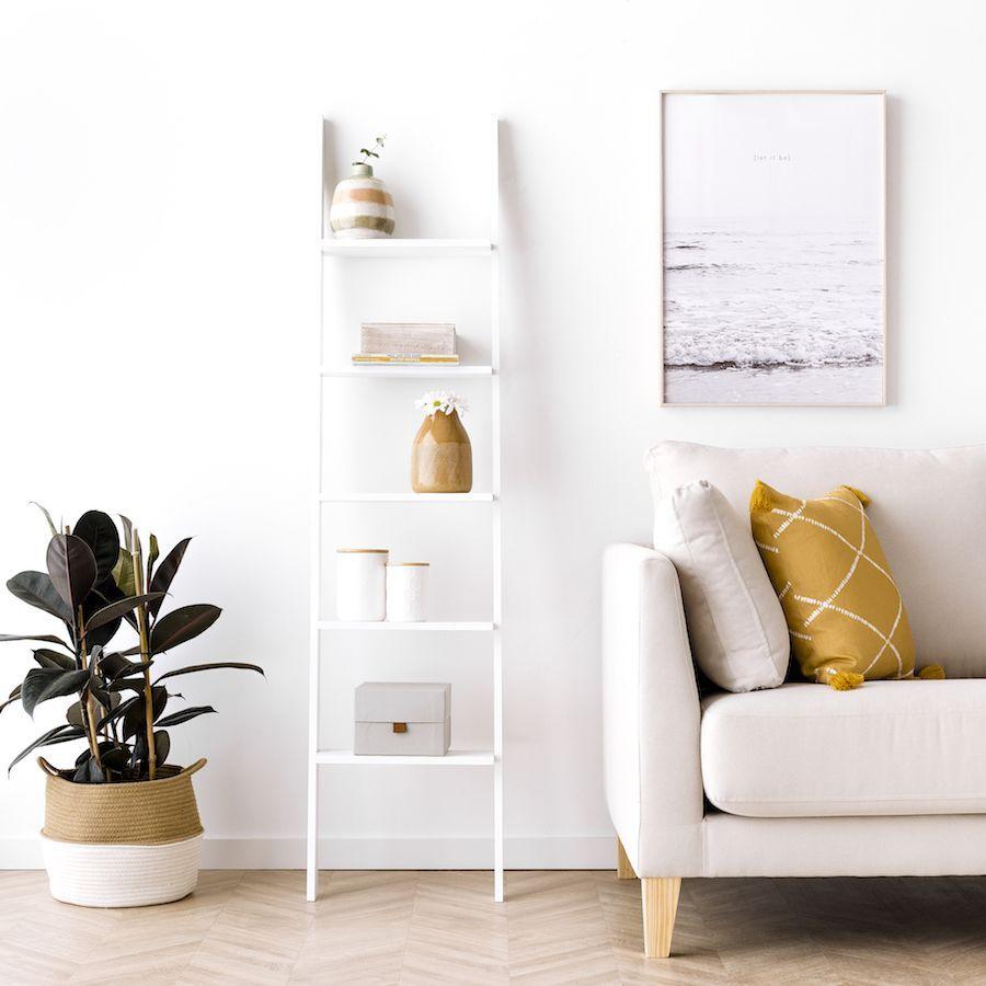 Escada estante: Decoração criativa que transforma o ambiente