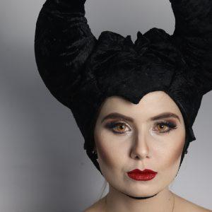 Dia das Bruxas: tutorial de maquiagem da Malévola