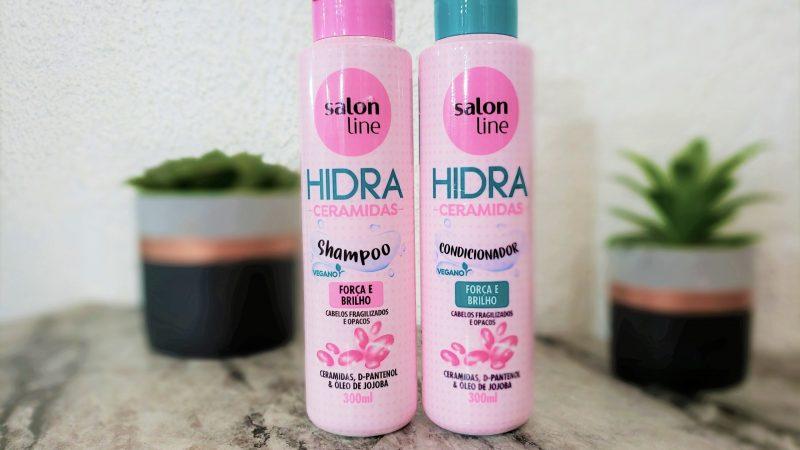 Shampoo e Condicionador Hidra Ceramidas – Resenha
