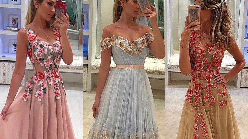 Dicas para escolher o vestido de festa ideal