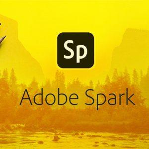 Como ganhar tempo editando fotos no Adobe Spark