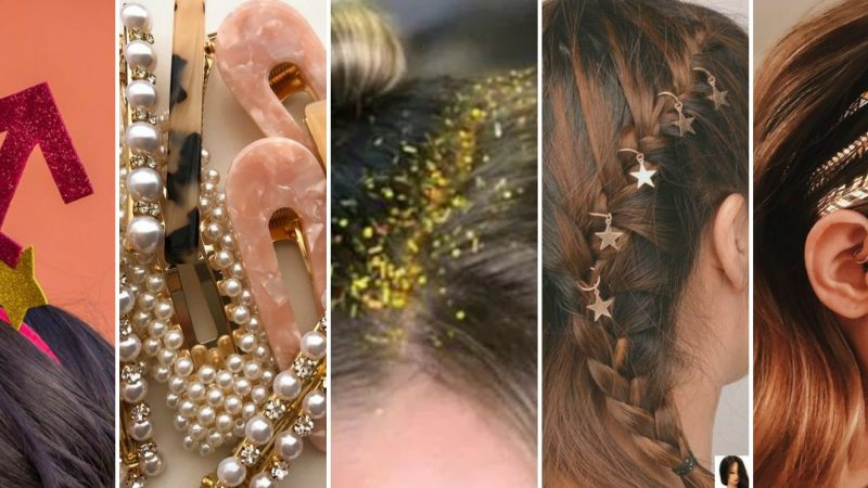 Inspiração – Penteados para o carnaval!