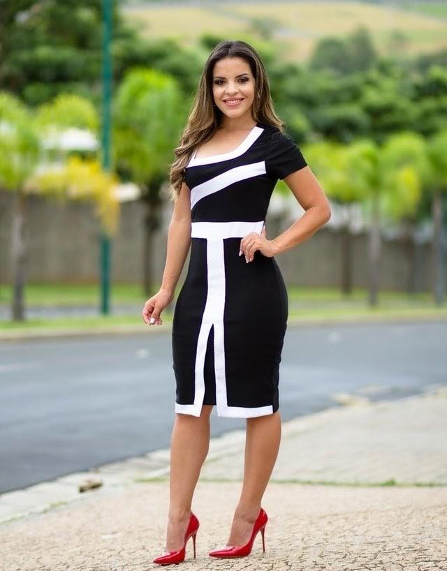 vestido evangélico