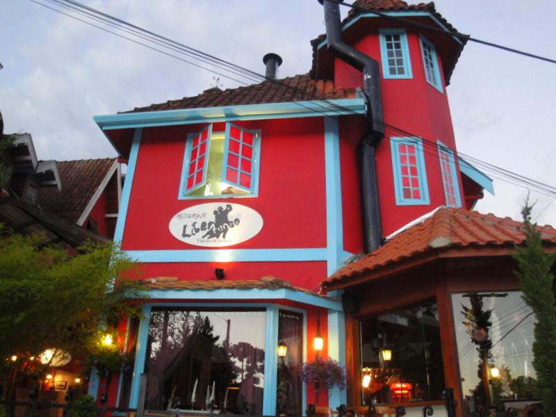 Campos do Jordão tem os melhores restaurantes!