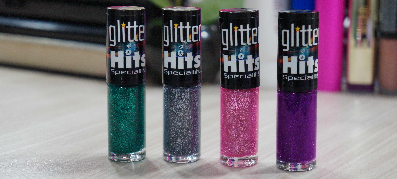 Glitter Forte Hits Speciallità – muito brilho