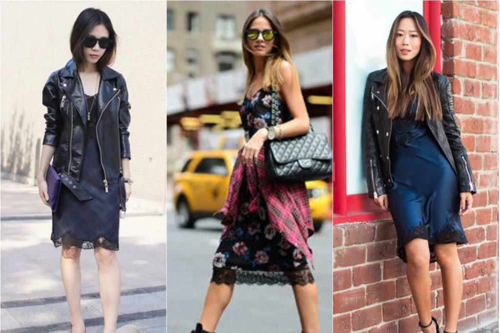 Slip Dress – Saiba como usar essa tendência!
