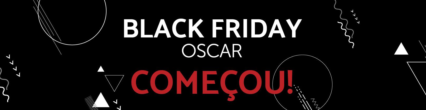 Black Friday da Oscar Calçados está imperdível