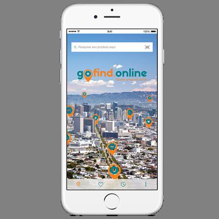 Aplicativo do Gofind.Online busca alimentos especiais para diabéticos