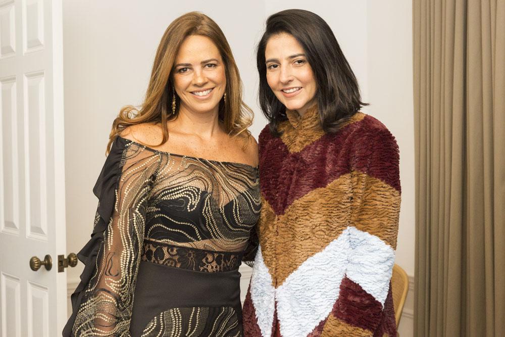 Regina Salomão apresenta sua coleção Inverno 2017 em Nova Iorque