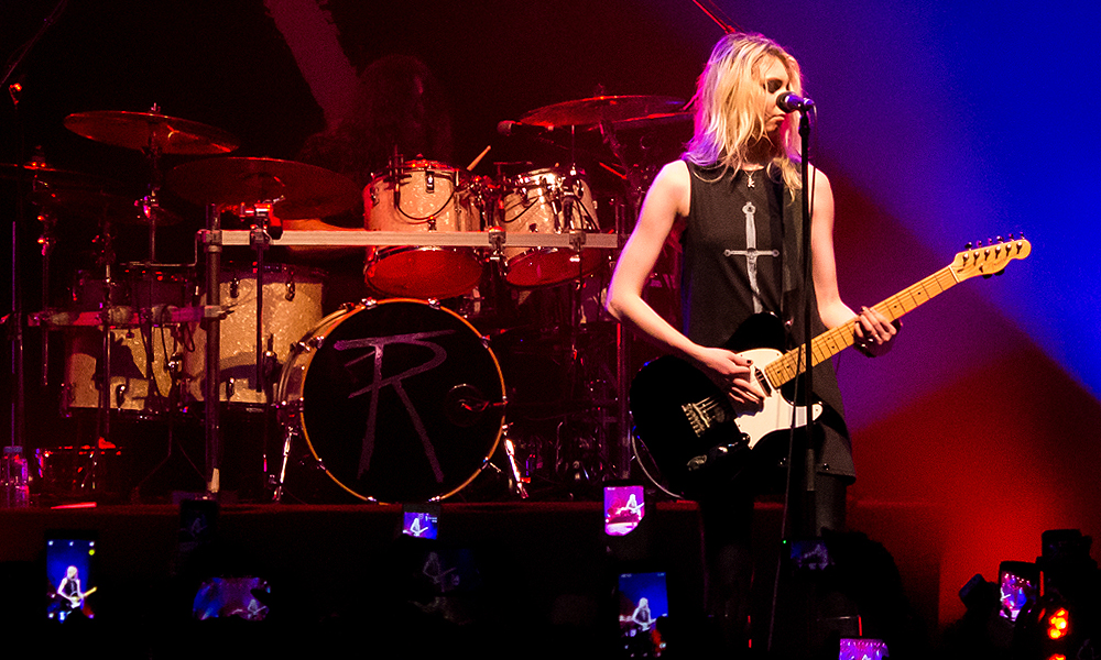 """The Pretty Reckless volta ao Rio – turnê """"Who You Selling For"""""""