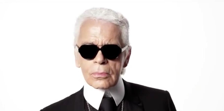 Karl Lagerfeld terá uma linha de beleza para chamar de sua!