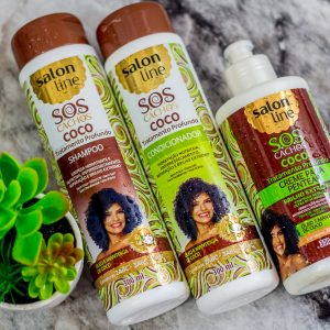 SOS Cachos Coco Salon Line – resenha